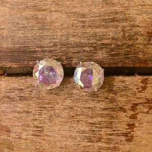 Kate Spade iridescent earrings